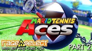 Mario Tennis Aces (Let's Play) - Part 2