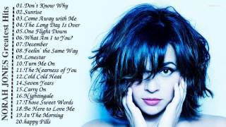 Norah Jones Greatest Hits Full Album Live - Norah Jones Best Hits 2017