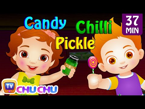 The Taste Song & More Original Educational Learning Songs & Nursery Rhymes For Kids By ChuChu TV Mp3