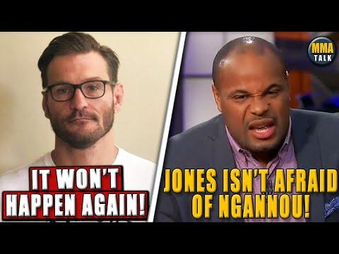 Stipe Miocic BREAKS SILENCE after KO loss to Francis Ngannou, Cormier defends Jon Jones,GSP-Ferguson