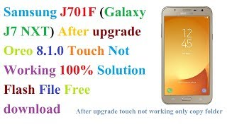 samsung sm j701fds frp lock remove by odin 2018 100% working - hmong