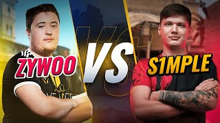 S1MPLE vs ZYWOO: Who Was The BEST Player In 2020? - CS:GO