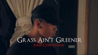 Chris Brown - Grass Ain't Greener (Cover By John Concepcion) @ChrisBrown