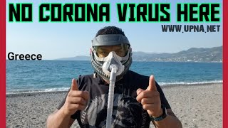 NOTHING TO SEE HERE Corona Virus (COVID-19) Hysteria (Greece)