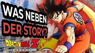 Was bietet DBZ Kakarot neben Story? Goku vs Vegeta Gameplay