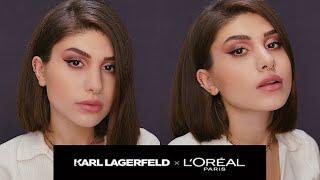 KARL LAGERFELD X L'OREAL PARIS MAKYAJ KOLEKSİYONU!
