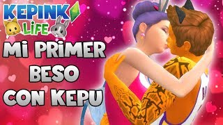 MI PRIMER BESO CON KEPU - KEPINK LIFE - LOS SIMS 4 - #3