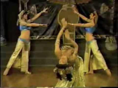 Arabesque Dance Co mid 1980s