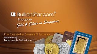 BullionStar's Precious Metals Seminar in Gothenburg