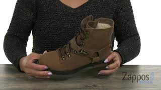 UGG Fritzi Lace-Up Boot SKU: 9075822