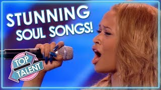 STUNNING SOUL SONGS! Part One | Top Talent