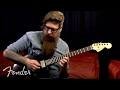 Jim Root on his Fender Signature Jazzmaster