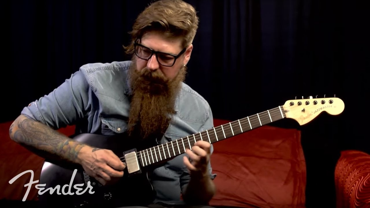 Jim Root Jazzmaster® | Fender Electric Guitars