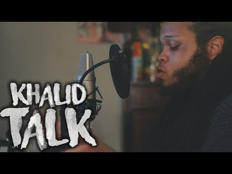 Khalid Talk Kid Travis Cover