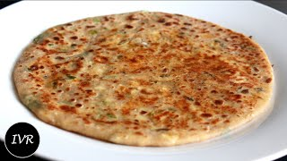 Cheese Paratha Recipe | Cheese Stuffed Paratha | Indian Vegetarian Recipe