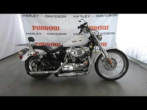 2008 Harley-Davidson 1200 Custom XL1200C