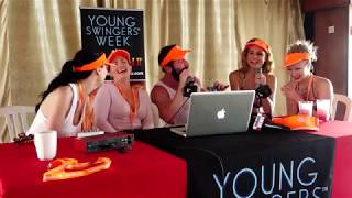 Young Swingers® Week March 2018 Swing Playboy Radio and Naked News at Hedonism in Jamaica.