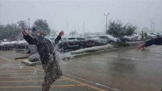 Insanity Is Strange Side Effect of South Texas Blizzard