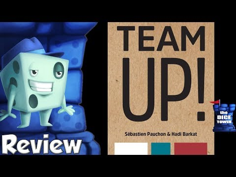 Team Up! Review - with Tom Vasel