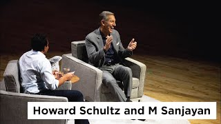 These Lessons Took Howard Schultz from Starbucks CEO to the Presidential Race