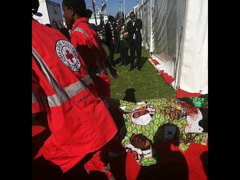 Покушение на президента Зимбабве