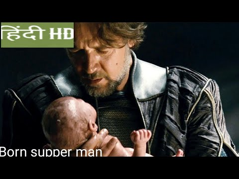 man of steel Hindi movie clips part (2/15)