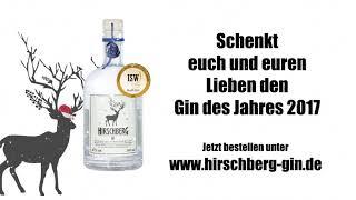 HIRSCHBERG GIN MACHT KINOWERBUNG