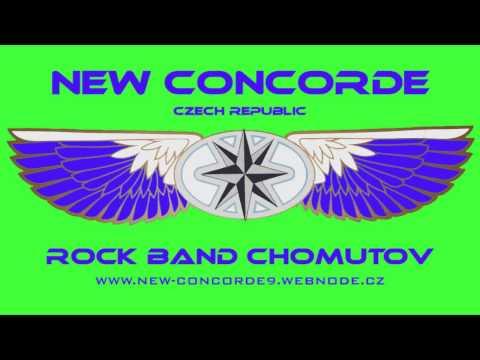 New Concorde - Green screen New concorde Logo