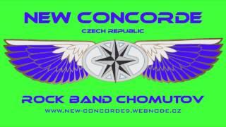 Video Green screen New concorde Logo