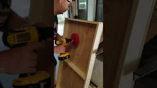 "How To Cut A 6"" Target Hole In A DIY Cornhole Board"