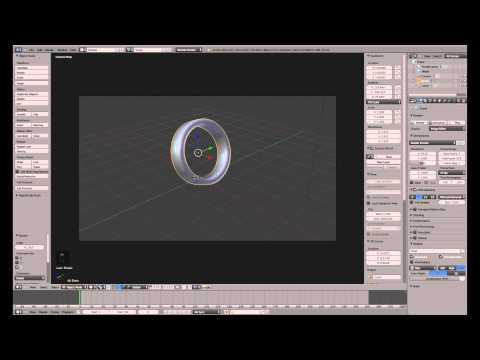 Blender Tutorial #1 - Grundlagen und Modelling [German][HD]