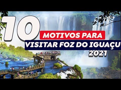 10 BONS MOTIVOS PARA VISITAR FOZ DO IGUAÇU EM 2021