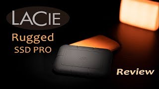 LaCie Rugged SSD Pro (NVME) Review