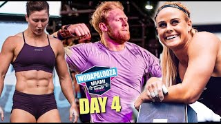 WODAPALOOZA: Day 4 // Deadlift and Burpee Ladder + Celebrate Life Workout
