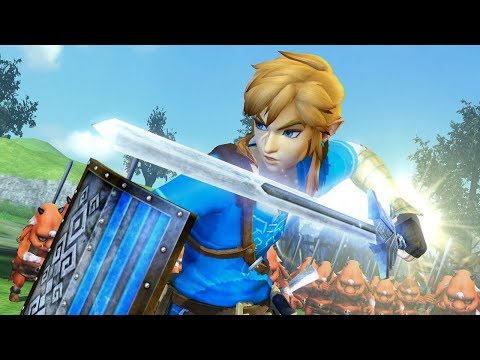 9 Minutes of Hyrule Warriors Definitive Edition Gameplay on Nintendo Switch – PAX East 2018
