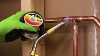 Forney Plumbing Soldering Line