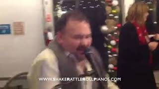 Shake Rattle & Roll Dueling Pianos of the Week - New York Botanical Gardens Bar Car Nights!