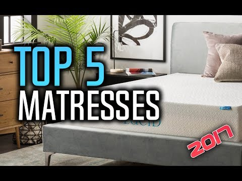 ▶️ Best Mattresses in 2017!