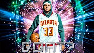 Carmelo Anthony the GOAT - Emotional Hawks Tribute - Part 2 of 2