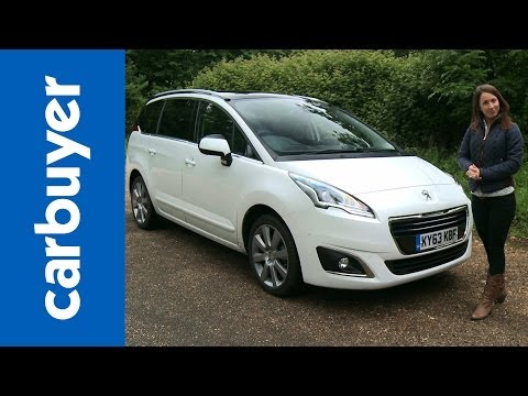 Peugeot 5008 MPV 2014 review - Carbuyer