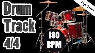 Pop Groove Drum Loop   180 BPM   44   Visual Metronome