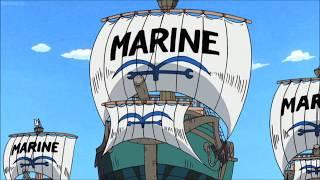 Luffy Accidentally Destroys Marine Ships!! Zoro And Sanji Are Impressed
