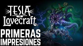 Tesla vs Lovecraft - Primeras impresiones - Gameplay en Español