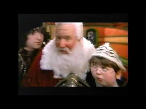 Disney's The Santa Clause 2 TV Spot (2002) (windowboxed)