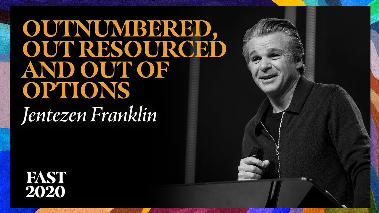 Outnumbered, Out Resourced and Out of Options  by  Pastor Jentezen Franklin