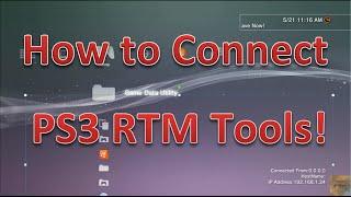 rtm tool ps3 - मुफ्त ऑनलाइन वीडियो
