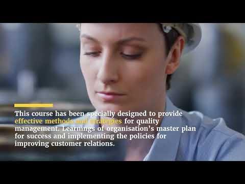 Strategic Quality Management Training Course - YouTube