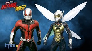 Ant-Man and the Wasp Shrink & Strike Ant-Man and Wasp with Wing FX from Hasbro