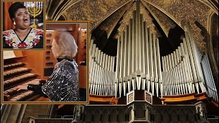 Gounod, O Divine Redeemer - Diane Bish & Angela Brown