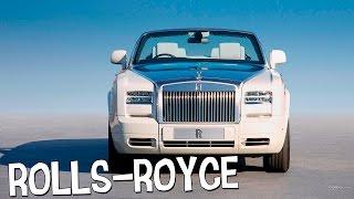 🚐 Rolls Royce — британская марка машин. Легковые автомобили люкс. 🚐
